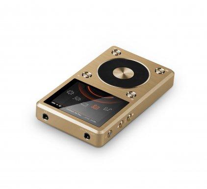 FiiO X5 II gold Limited Edition