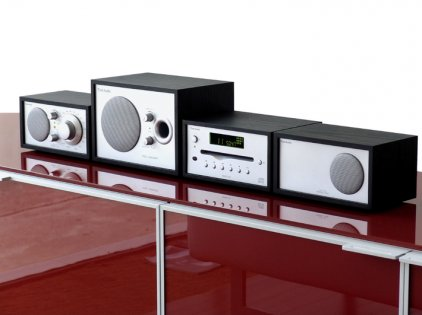 Радиоприемник Tivoli Audio Model Two black/silver (M2BLK)