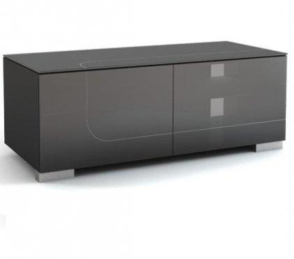 Подставка MD 506.1213 Planima (черный/черное стекло)