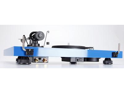 Проигрыватель винила Pro-Ject Debut Carbon Esprit (DC) blue (Ortofon 2M-RED)
