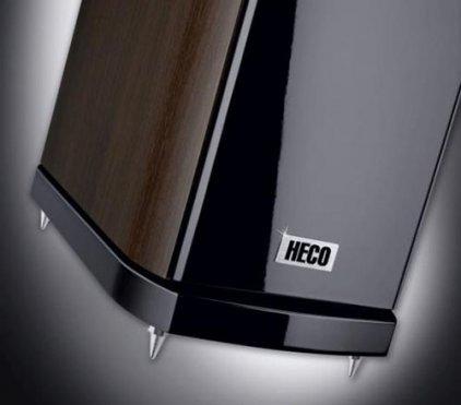 Heco Music Style 500 piano black/espresso decor