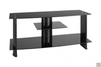 Подставка под ТВ и HI-FI Ultimate MD 3500N silver alu