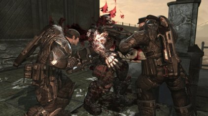 Игра для Xbox360 Gears of War 3