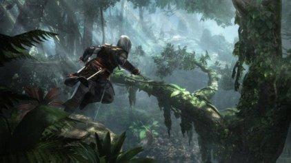 Игра для PS4 Assassins Creed IV: Черный флаг