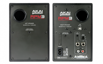 Полочная акустика AKAI PRO RPM3