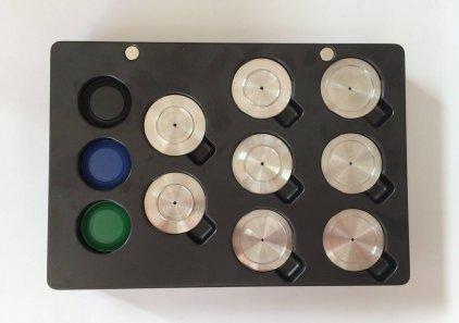 In-Akustik Referenz High Tech Gel Absorber 4-Set #00719220