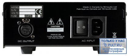 SIM Audio MOON 320S black