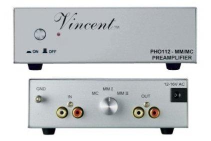 Vincent PHO-112 black
