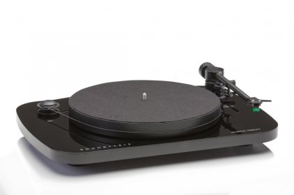 Musical Fidelity Roundtable Turntable black