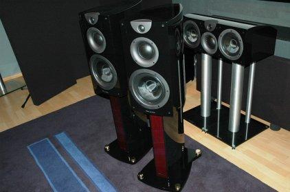 Wharfedale OPUS2 M2 piano black