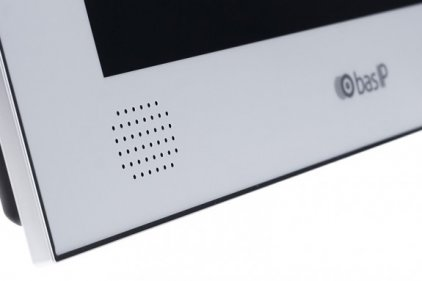 Видеодомофон BAS-IP AQ-10 W v3