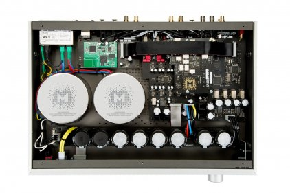 Mytek Digital Manhattan DAC II Серебристый