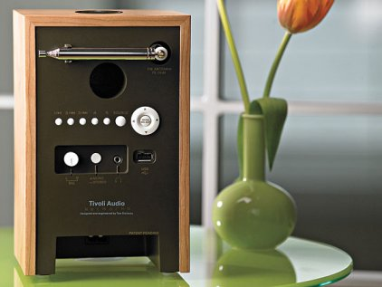 Радиоприемник Tivoli Audio NetWorks Stereo walnut/gold (NCWLG)