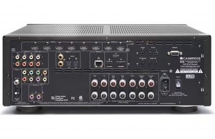 AV ресивер Cambridge CXR120 black