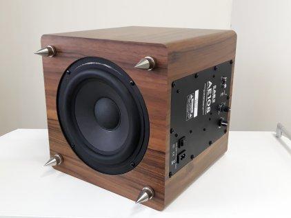 Acoustic Energy AE 108 (2017) Walnut vinyl veneer