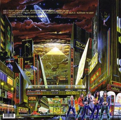 Iron Maiden SOMEWHERE IN TIME (180 Gram)