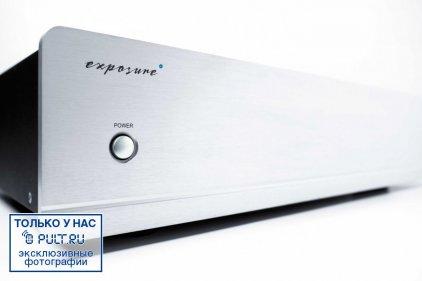 Усилитель звука Exposure 3010s2 Stereo Power titanium
