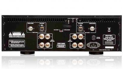 Усилитель звука Rotel RB-1582 MKII black