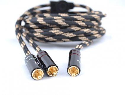 Кабель межблочный аудио MT-Power SUBWOOFER CABLE PLATINUM 12.0m