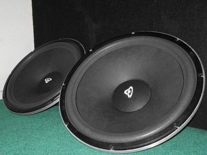 Напольная акустика Cerwin-Vega SL-28