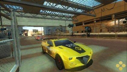 Sony Игра для PSP Split/Second Velocity Essentials (русская версия)