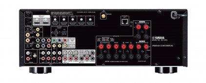 AV ресивер Yamaha RX-V781 black