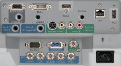 Проектор Epson EB-G5450WU