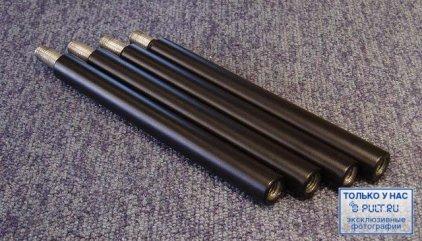 Quadraspire 100/19 (ножки) Black
