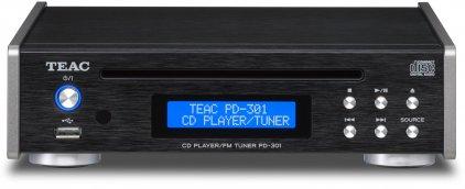 Teac PD-301 silver