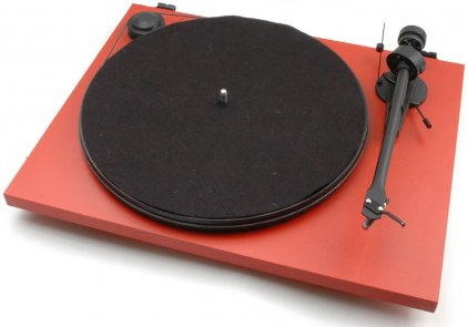 Pro-Ject Essential II Phono USB Red OM5