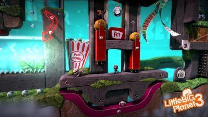 Sony Игра для PS4 LittleBigPlanet 3, Рус. версия