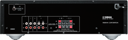 Yamaha R-S201 black
