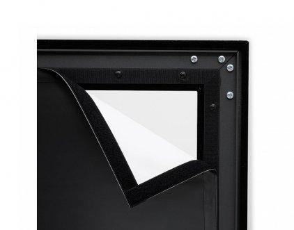 "Экран Projecta (10600134) HomeScreen Deluxe 185x316см (136"") High Contrast Cinema Vision 16:9"