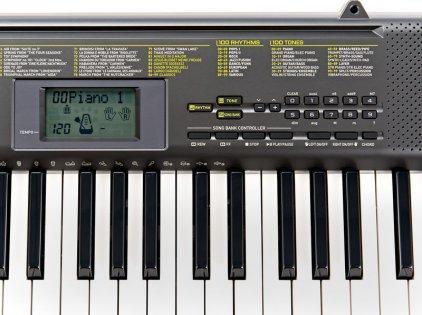 Casio CTK-1250 (без адаптера)