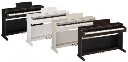 Клавишный инструмент Yamaha YDP-163WH