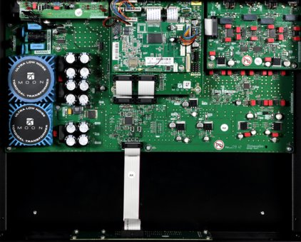 ЦАП SIM Audio MOON 380D VMiND black