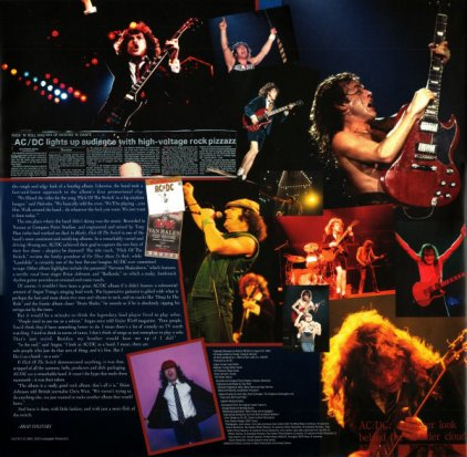 Виниловая пластинка AC/DC FLICK OF THE SWITCH (Remastered/180 Gram)