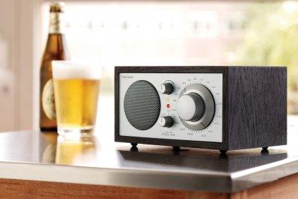 Радиоприемник Tivoli Audio Model One black/silver (M1SLB)