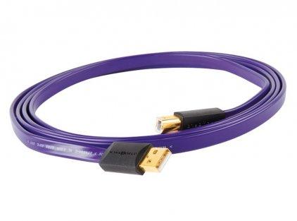 Wire World Ultraviolet 7 USB 2.0 A-B 1.0