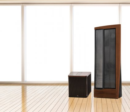 Martin Logan BalancedForce 210 Walnut