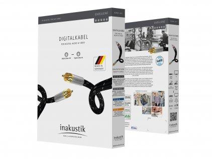 Кабель межблочный In-Akustik Exzellenz Digital Cable RCA 1.5m #006044015