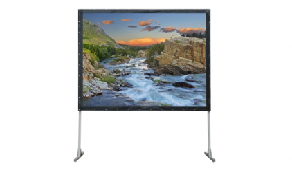 "Lumien Master Fold 321x422 см (200""), (раб. область 305х406 см) Front Projection + Rear Projection"