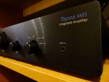 Cambridge Topaz AM5 black