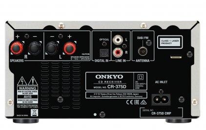 Onkyo CS-375D silver