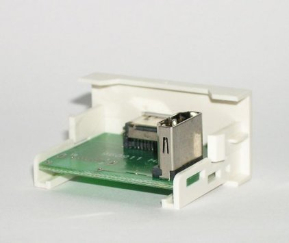 HDMI розетка Dr.HD SOC HDMI 90º