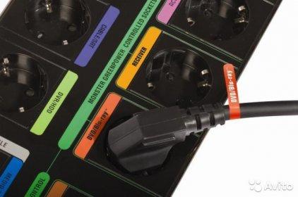 Сетевой фильтр Monster MP HDP 450 DE