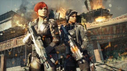 Microsoft Игра для Xbox360 Fuse (английская версия)