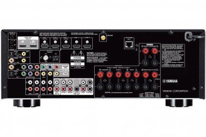 AV ресивер Yamaha RX-V779 black