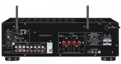 Pioneer SX-N30AE-B
