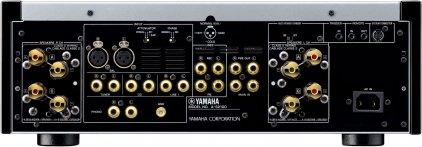 Интегральный усилитель Yamaha A-S2100 black